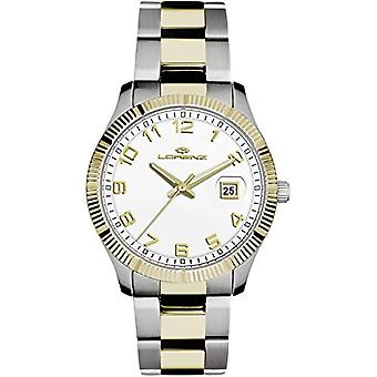 Lorenz Analog Quartz Watch Woman with Stainless Steel Strap 026985AAA