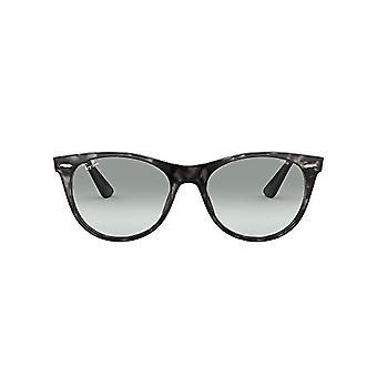 Ray-Ban 0RB2185 Sonnenbrille, Schwarz (Grau Havanna), 55.0 Unisex-Erwachsene