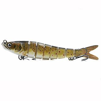 2Pcs/Pack Multi-jointed Fishing Lures