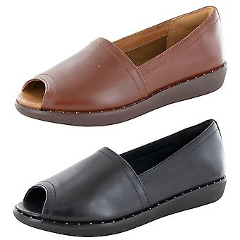 Fitflop Zapatos Nadia Leather Loafer para mujer