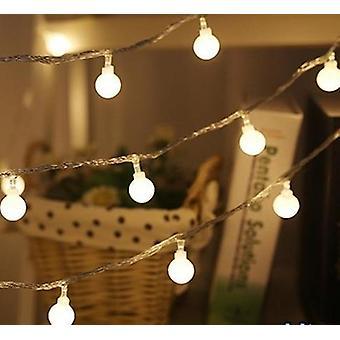 Festoon Led String Lights Christmas Indoor Fairy Lights