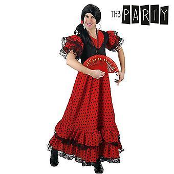 Disfraz para adultos 4569 Bailarina de flamenco