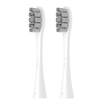 X Pro/ X / One/ Z1 2PCS Replacement Brush Heads Tooth Brush Heads|Replacement Toothbrush Heads