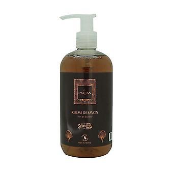 Organic Argan Oil Soap Cream 300 ml