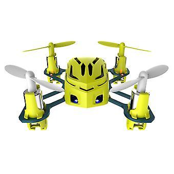 Hubsan Q4 Nano Quadcopter 4Ch Geel (Verenigd Koninkrijk) Gift Box Edition