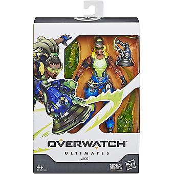 Overwatch Ultimates Lucio -toimintahahmo
