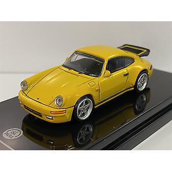 Porsche RUF CTR 1987 Yellowbird RHD Keltainen 1:64 Asteikko Paragon 65291R