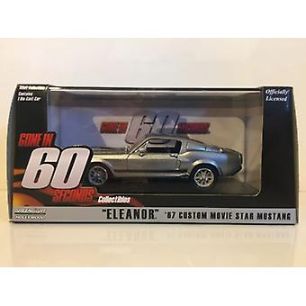 Ido en 60 Segundos Eleanor 67 Custom Mustang 1:43 Greenlight 86411