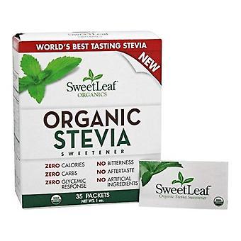 Wisdom Natural Organic Stevia Sweetener, 35 Count