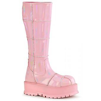 Demonia Slacker 230 Pink