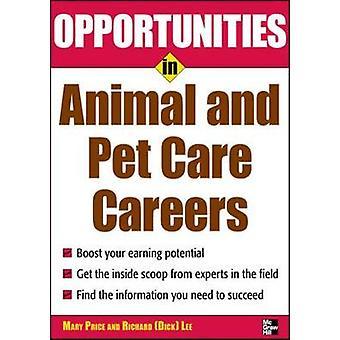 Oportunidades en carreras de animales y mascotas por Mary Lee