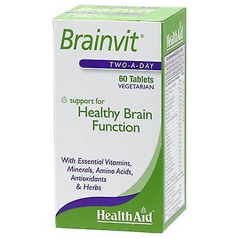 HealthAid BrainVit Tabletten 60 (803400)