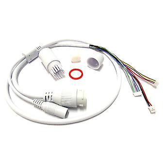 Cctv Poe Ip Network Camera Pcb Module Video Power Kabel