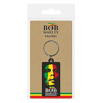Bob Marley gummi keyring