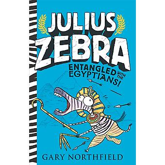 Julius Zebra Entangled with the Egyptians by Gary Northfield