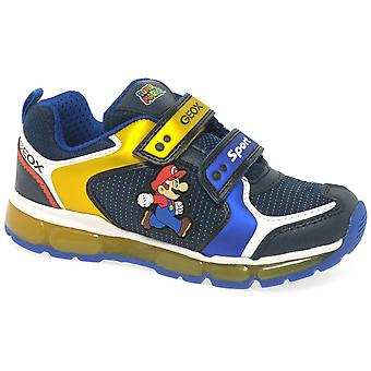 Geox Junior Android Mario Boys Trainers
