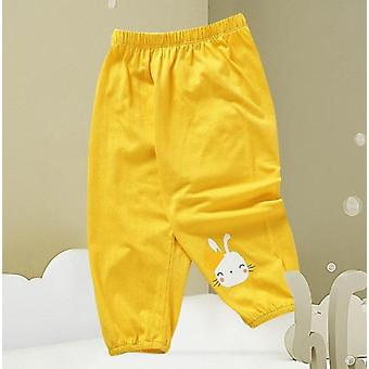 Pantaloni per bambini Pantaloni per bambini piccoli Pantaloni lunghi completi Anti-zanzara
