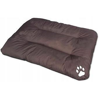 Cuscino cane di lusso XXL - 115 x 80 cm - idrorepellente - marrone - cuscino cane - tappetino cane - tappetino cane - cane grande