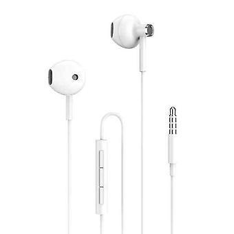 Headphones with Microphone Home Enjoy YEP-03 White