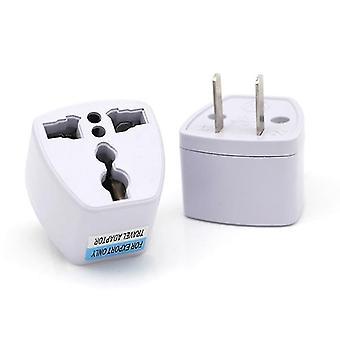 ユニバーサルUk/us/auからEU AC電源ソケットプラグへ - トラベル電気充電器