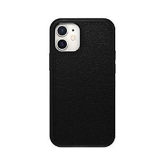 Otterbox Apple Iphone 12 Mini Strada Series Case Shadow Black