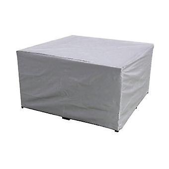 الأثاث في الهواء الطلق يغطي أثاث الفناء للماء تغطية حديقة في الهواء الطلق الروطان طاولة كرسي مكعب تغطية 170 * 97 * 71cm
