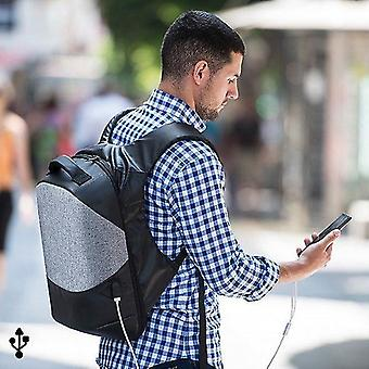 Desktop computers anti-theft rucksack with usb and tablet and laptop compartment 145947