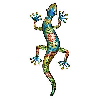Plutus Brands Metal Wall Decoration in Multi-Colored Metal - PBTH93125