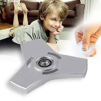 Hand Spinner Toys Finger Spinner Alloy Material For Adults Kids Education Toys