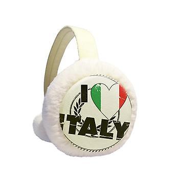 Love Italy Ear Warmer
