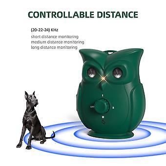 D35 Ultrazvuková kôrová zátka proti štekajúcemu hluku Obťažujúci susedný pes Štekajúci vysoko výkonný vonkajší vnútorný odpalovač psov