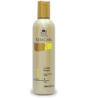 KeraCare 1st Lather Shampoo Sulfate Free 8oz
