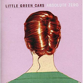 Little Green Cars - Absolute Zero [CD] USA import