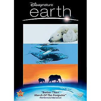 Importer des USA de la terre [DVD]