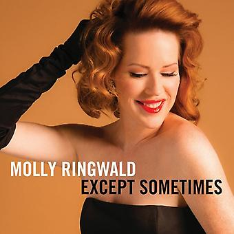 Molly Ringwald - Except...Sometimes [CD] USA import