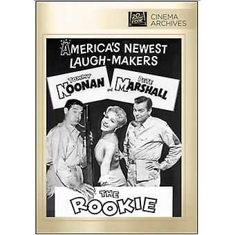 Rookie [DVD] USA import