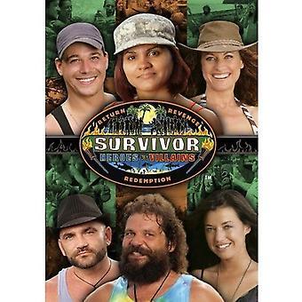 Survivor - Survivor 20: Heroes vs. Villians [DVD] USA import
