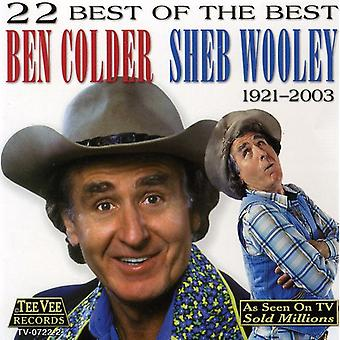 Sheb Wooley - 22 Best of the Best [CD] USA import
