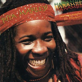 Rita Marley - importation USA Harambe [CD]