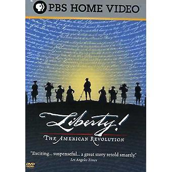 Liberty! American Revolution [DVD] USA import