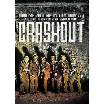 Crashout (1955) [DVD] USA import