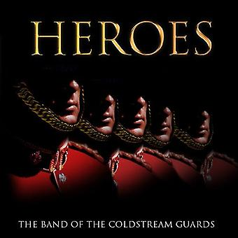 Coldstream Guards Band - Heroes [CD] USA import