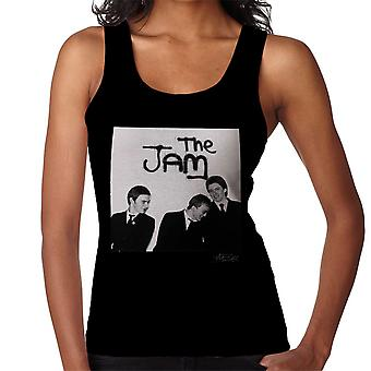 The Jam All Around The World Sleeve Session Spray Paint Women's Vest