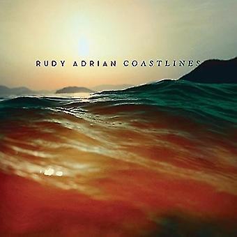 Rudy Adrian - Coastlines [CD] USA import