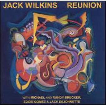 Jack Wilkins - Reunion [CD] USA import
