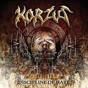 KORZUS - Disziplin der Hass [CD] USA import