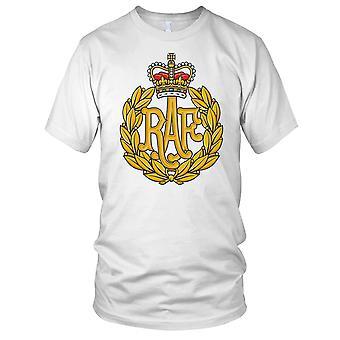 RAF Royal Air Force Cap merke Mens T-skjorte