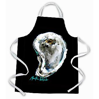 Carolines Treasures  MW1249APRON Lucky Oyster Apron