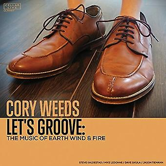 Cory Weeds - Let's Groove: The Music of Earth Wind & Fire [CD] USA import