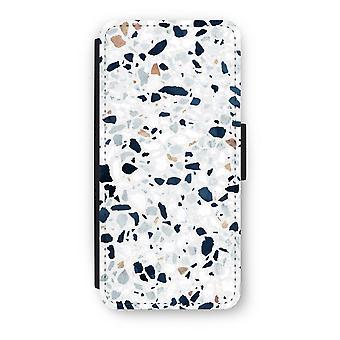 iPhone 5c Flip Case - Terrazzo N ° 1